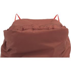 Robens Spire I Saco de Dormir Corto, rojo